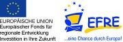 Das Vorhaben wird gefördert aus Mitteln der Europäischen Union (Europäischer Fonds für regionale Entwicklung)
