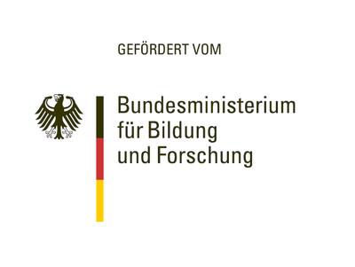 Das Vorhaben wird gefördert vom BMBF