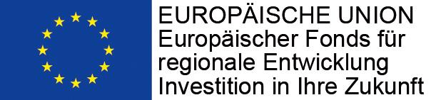 Dieses Vorhaben wurde von der Europäischen Kommission kofinanziert - EFRE